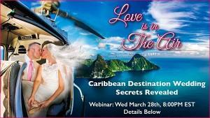 Caribbean Destination Wedding Webinar